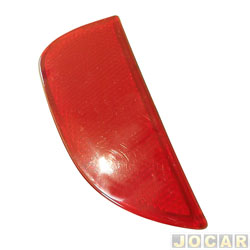 Defletor do para-choque - alternativo - Palio 2012 em diante - traseiro - lado do motorista - cada (unidade)