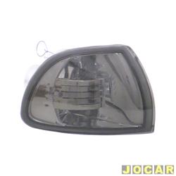 Lanterna dianteira tuning - alternativo - Inovox (RCD) - Palio/Siena/Strada 1996 até 2000 - fumê - lado do passageiro - cada (unidade) - I2340