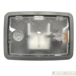 Lanterna de teto - alternativo - Palio/Siena/Strada 1996 até 2000 - cada (unidade)