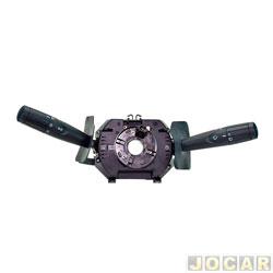 Chave de seta - Kostal - Doblo/Idea 2006 até 2013 / Palio/Weekend 2003 até 2011 - limpador dianteiro e traseiro-trip-lavador inteligente - cada (unidade) - 1473405