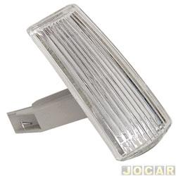 Lanterna dianteira - alternativo - Acrilux - Trafic - cristal (branca) - lado do passageiro - cada (unidade) - 107428
