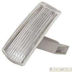Lanterna dianteira - alternativo - Acrilux - Trafic - cristal (branca) - lado do motorista - cada (unidade) - 107418