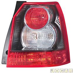 Lanterna traseira - Hella - Land Rover Freelander 2010 até 2012 - lado do passageiro - cada (unidade) - 2VA.354.666.021