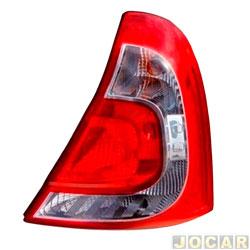 Lanterna traseira - Fitam - Clio Hatch 2013 em diante  - lado do passageiro - cada (unidade) - 32030D