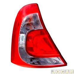Lanterna traseira - Fitam - Clio Hatch 2013 em diante  - lado do motorista - cada (unidade) - 32030E