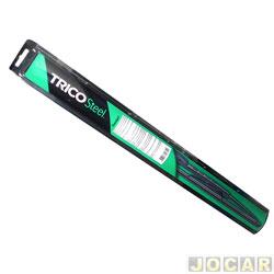 Limpador do para-brisa - Trico - Scénic - Sportage 2005 até 2011 - Idea 2001 em diante - Uno novo 11/14 - 24/16 - par - T402/TB402