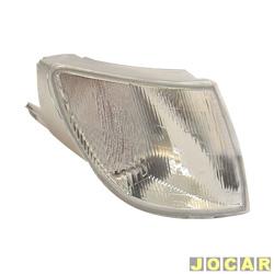 Lanterna dianteira - Fitam - Peugeot 306 1993 até 1996 - cristal (branca) - lado do passageiro - cada (unidade) - 34040-D