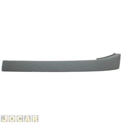 Friso do farol - alternativo - Partner 1998 até 2003 - extensão lateral da grade - para pintar - lado do motorista - cada (unidade)