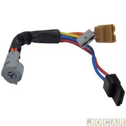 Comutador de partida - alternativo - Peugeot 306  - 3 conector  - cada (unidade)