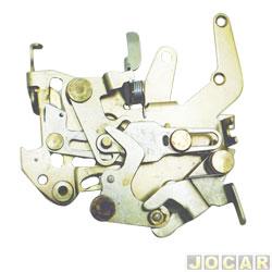 Fechadura da porta - alternativo - Sprinter 1997 até 2012 - lateral - sem trava de segurança - cada (unidade)