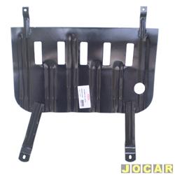 Protetor do cárter - Hyundai i30 CW/hatch 2009 a 2012 - preto - cada (unidade)