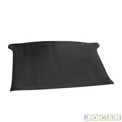 Tapete do porta-malas de borracha - Borcol - HB20 2012 em diante - preto - cada (unidade) - 01760031
