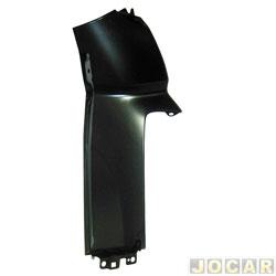 Para-lama dianteiro - importado - HR 2006 em diante - para pintar - lado do passageiro - cada (unidade) - 54737