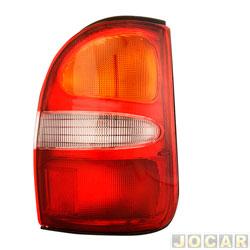 Lanterna traseira - alternativo - importado - Besta GS - 1998 em diante - lado do motorista - cada (unidade) - 29897