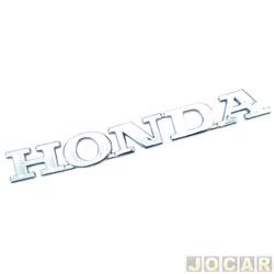 Letreiro - alternativo - Honda Civic - HONDA - cada (unidade)
