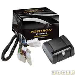 Módulo do vidro elétrico - Pósitron - City 2009 até 2014/Fit 2009 até 2014 - com antiesmagamento original na porta do motorista - cada (unidade) - 012478010