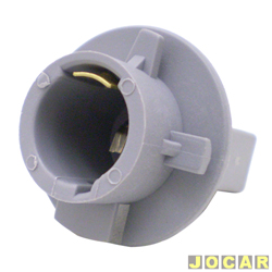 Soquete da lanterna traseira - alternativo - Fit 2003 até 2008 - 1 polo - cada (unidade)