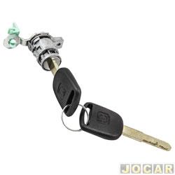 Cilindro da chave da porta - Civic 2001 até 2006 - lado do motorista - cada (unidade)