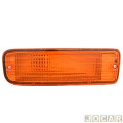 Lanterna do para-choque - Depo - Hilux 1996 até 2001 - lado do motorista - cada (unidade) - 591225