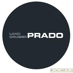 Capa de estepe - Comix Acessórios - Land Cruizer Prado 2003 em diante - Land Cruizer - cada (unidade) - CC310