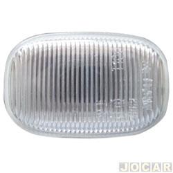 Lanterna do para-lama - Fitam - Corolla 2003 até 2008 - Fielder 2004 até 2008 - Hilux 2005 até 2011 - cristal (branca) - cada (unidade) - 37010MU