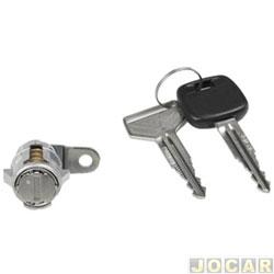 Cilindro da chave da porta - Hilux 1994 até 2004 - lado do motorista - cada (unidade)