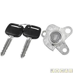 Cilindro da chave da porta - Corolla 1993 até 2000 - lado do motorista - cada (unidade)