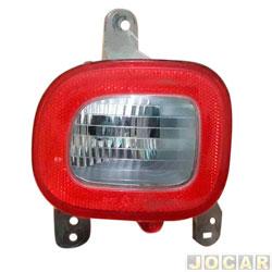 Lanterna do para-choque - Depo - Renegade 2014 em diante - ré - traseira - lado do passageiro - cada (unidade) - 24618