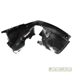 Para-barro do para-lama dianteiro - importado - Xsara Picasso 2001 até 2010 - lado do passageiro - cada (unidade) - 63577