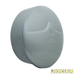 Capa de estepe - Baja - Pajero Full - de fibra - para pintar - cada (unidade) - 200093