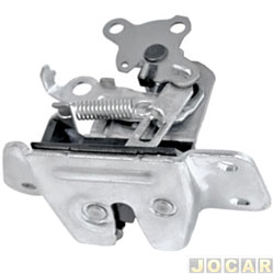Fechadura da tampa do porta-malas - Pajero Sport 1999 até 2011 - elétrica - cada (unidade)