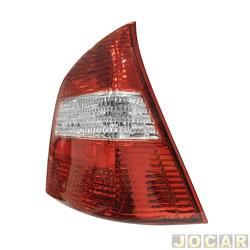 Lanterna traseira - Depo - Livina 2009 até 2014 - lado do passageiro - cada (unidade) - 65543