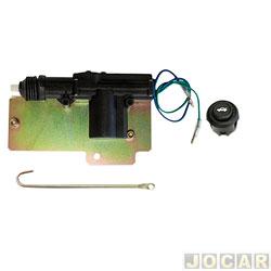Trava elétrica - Dial - March 2011 em diante - para tampa do porta mala - jogo - LKPMNI49