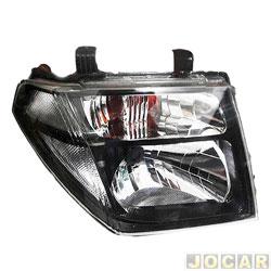 Lanterna do retrovisor externo - importado - Sentra 2013 em diante - lado do passageiro - cada (unidade) - 25140