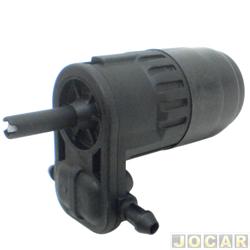 Bomba reservatório de água ou gasolina - partida fria - 2 saida- exceto chevrolet - cada (unidade)