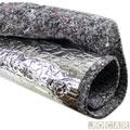 Feltro - com aluminio - 1 metro quadrado - metro