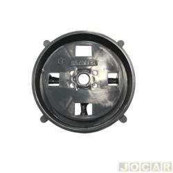 Base da lente do retrovisor - alternativo - redonda - sem controle - cada (unidade)