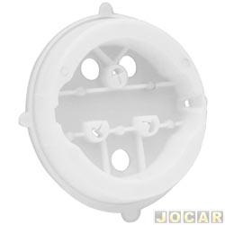 Base da lente do retrovisor - alternativo - redonda - com controle - moderno  - cada (unidade)