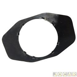 Base da lente do retrovisor - alternativo -  externo com pino - cada (unidade)