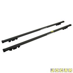 Travessa para rack longitudinal - Equipage - 120cm - encaixa em racks longitudinais - par - 01018360