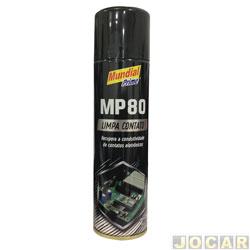 Limpador - Mundial Prime - limpa contato MP80 - 300mL - cada (unidade) - 3257