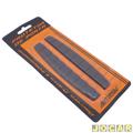 Protetor da porta - Autopoli - Adesivo de proteção  - preto - par - AP120