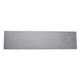 Chapa de aço para remendo - numero 18 - 1,20mmx98x25cm - para pintar - cada (unidade)