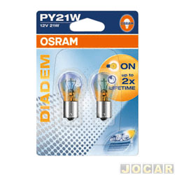 Lâmpada - Osram Sylvania - Diadem - 1 polo - par - 7507LDA Diadem
