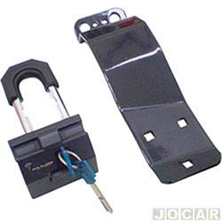 Trava de seguran�a - Mul-T-Lock - Fiesta 1996 at� 1999 - 122 - cada (unidade) - 702310