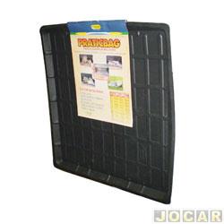 Bandeja do porta-malas - alternativo - Formato bandeja -tamanho real 91cm x 86cm (Grande) universal - preto - cada (unidade)