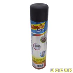 Tinta spray - Mundial Prime - preto fosco - cada (unidade) - 3197PF