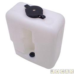 Reservatório de água do para-brisa - alternativo - UNIVERSAL - com suporte - cada (unidade)