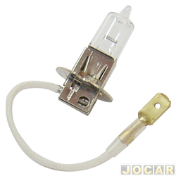 Lâmpada do farol - Magneti Marelli - H3 - de milha - 12V 55W - cada (unidade) - LMM64151