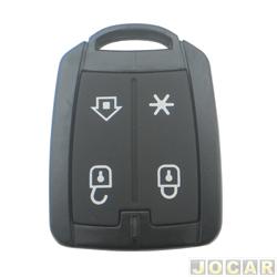 Controle para alarme - P�sitron - Positron - PX42 - preto - cada (unidade) - PSTO11192000